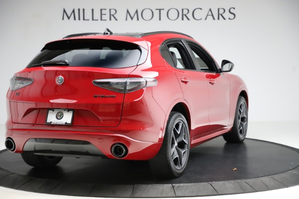 New 2020 Alfa Romeo Stelvio Ti Sport Carbon Q4 for sale $58,745 at Maserati of Westport in Westport CT 06880 7