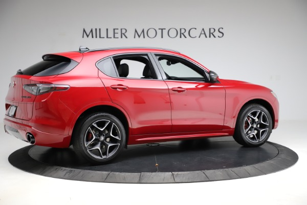 New 2020 Alfa Romeo Stelvio Ti Sport Carbon Q4 for sale $58,745 at Maserati of Westport in Westport CT 06880 8