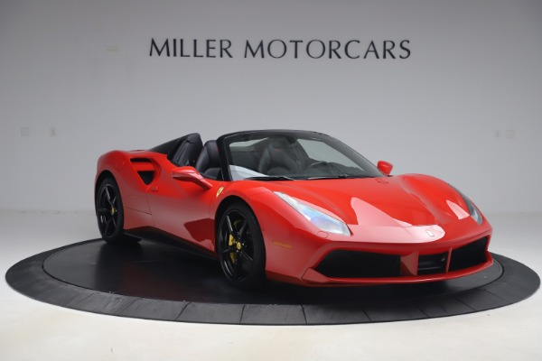 Used 2018 Ferrari 488 Spider for sale $286,900 at Maserati of Westport in Westport CT 06880 11