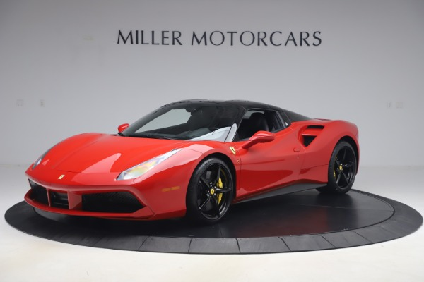 Used 2018 Ferrari 488 Spider for sale $286,900 at Maserati of Westport in Westport CT 06880 12