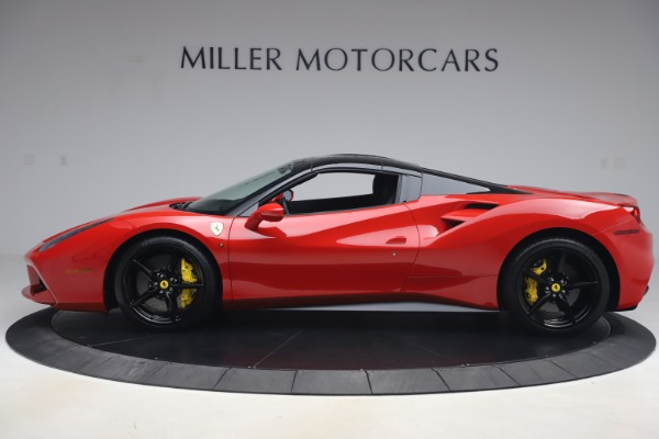 Used 2018 Ferrari 488 Spider for sale $286,900 at Maserati of Westport in Westport CT 06880 13