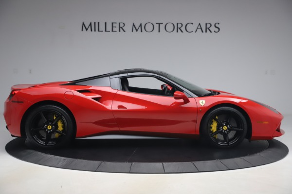 Used 2018 Ferrari 488 Spider for sale $286,900 at Maserati of Westport in Westport CT 06880 14
