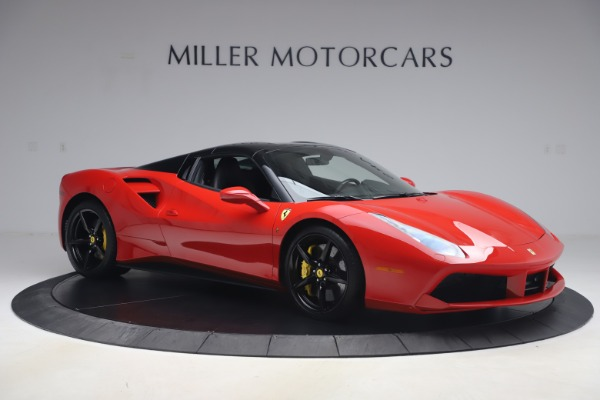 Used 2018 Ferrari 488 Spider for sale $286,900 at Maserati of Westport in Westport CT 06880 15
