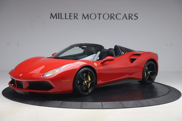 Used 2018 Ferrari 488 Spider for sale $286,900 at Maserati of Westport in Westport CT 06880 2