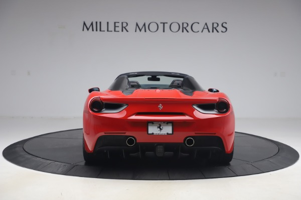 Used 2018 Ferrari 488 Spider for sale $286,900 at Maserati of Westport in Westport CT 06880 6