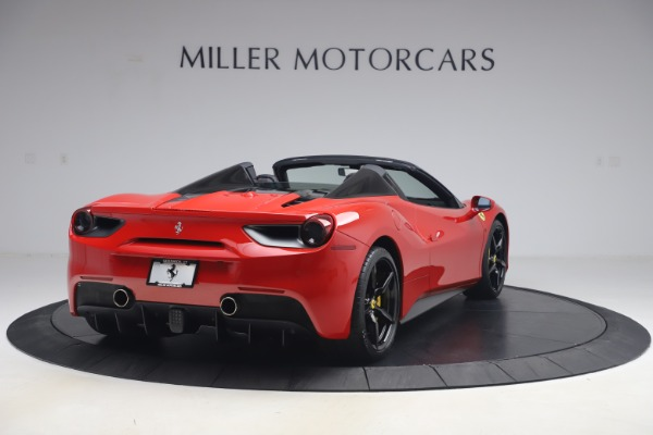 Used 2018 Ferrari 488 Spider for sale $286,900 at Maserati of Westport in Westport CT 06880 7
