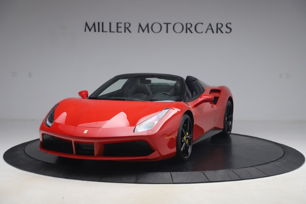 Used 2018 Ferrari 488 Spider for sale $286,900 at Maserati of Westport in Westport CT 06880 1