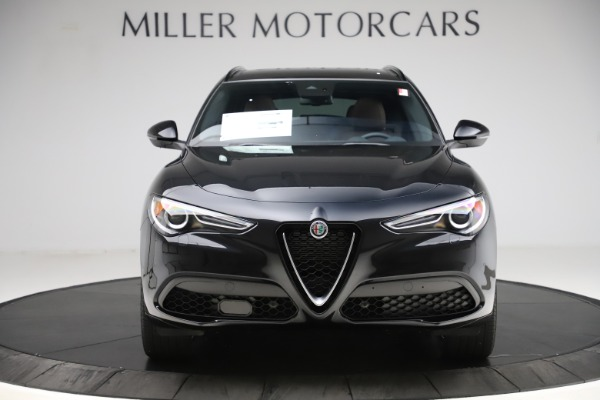 New 2020 Alfa Romeo Stelvio Ti Sport Q4 for sale Sold at Maserati of Westport in Westport CT 06880 12