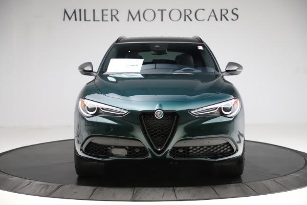 New 2020 Alfa Romeo Stelvio Ti Sport Carbon Q4 for sale Sold at Maserati of Westport in Westport CT 06880 12