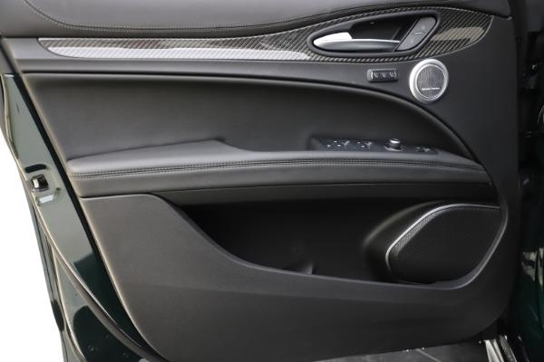 New 2020 Alfa Romeo Stelvio Ti Sport Carbon Q4 for sale Sold at Maserati of Westport in Westport CT 06880 17
