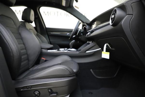 New 2020 Alfa Romeo Stelvio Ti Sport Carbon Q4 for sale Sold at Maserati of Westport in Westport CT 06880 23
