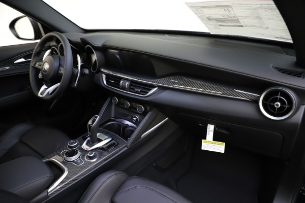 New 2020 Alfa Romeo Stelvio Ti Sport Carbon Q4 for sale Sold at Maserati of Westport in Westport CT 06880 24