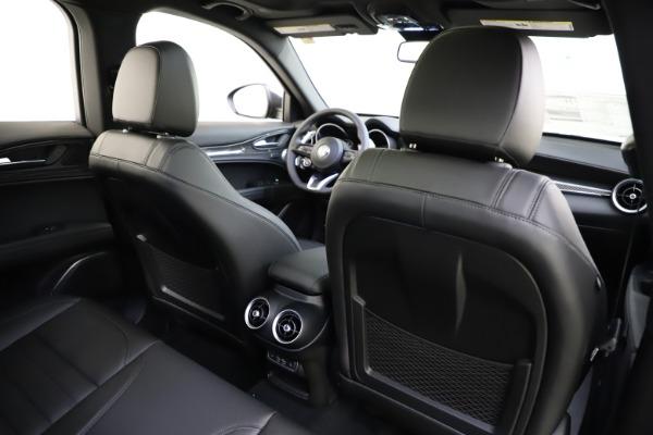 New 2020 Alfa Romeo Stelvio Ti Sport Carbon Q4 for sale Sold at Maserati of Westport in Westport CT 06880 28