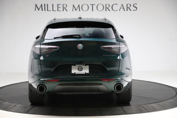 New 2020 Alfa Romeo Stelvio Ti Sport Carbon Q4 for sale Sold at Maserati of Westport in Westport CT 06880 6