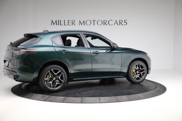 New 2020 Alfa Romeo Stelvio Ti Sport Carbon Q4 for sale Sold at Maserati of Westport in Westport CT 06880 8