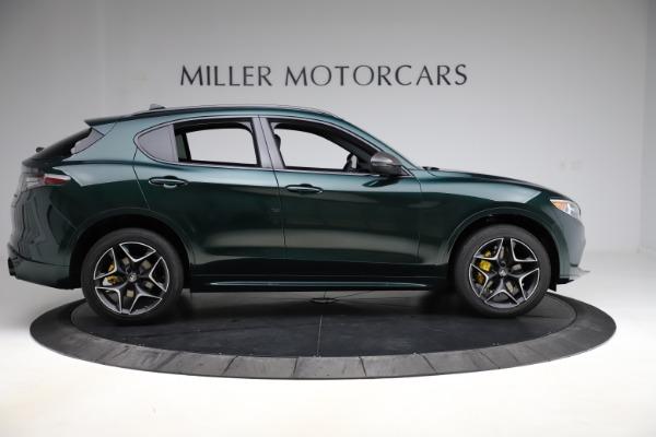 New 2020 Alfa Romeo Stelvio Ti Sport Carbon Q4 for sale Sold at Maserati of Westport in Westport CT 06880 9