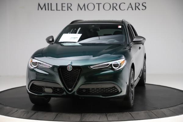 New 2020 Alfa Romeo Stelvio Ti Sport Carbon Q4 for sale Sold at Maserati of Westport in Westport CT 06880 1