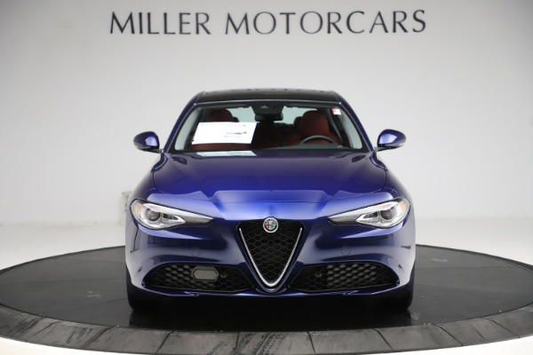 New 2020 Alfa Romeo Giulia Ti Q4 for sale $47,795 at Maserati of Westport in Westport CT 06880 12