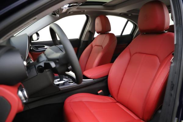New 2020 Alfa Romeo Giulia Ti Q4 for sale $47,795 at Maserati of Westport in Westport CT 06880 15