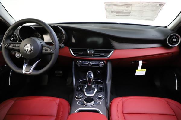 New 2020 Alfa Romeo Giulia Ti Q4 for sale $47,795 at Maserati of Westport in Westport CT 06880 16