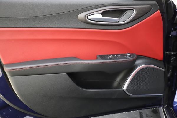 New 2020 Alfa Romeo Giulia Ti Q4 for sale $47,795 at Maserati of Westport in Westport CT 06880 17