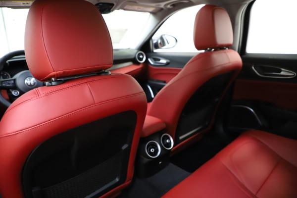 New 2020 Alfa Romeo Giulia Ti Q4 for sale $47,795 at Maserati of Westport in Westport CT 06880 20