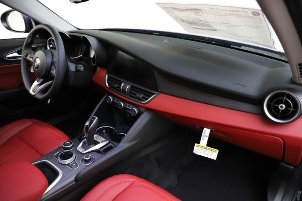 New 2020 Alfa Romeo Giulia Ti Q4 for sale $47,795 at Maserati of Westport in Westport CT 06880 23