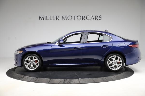 New 2020 Alfa Romeo Giulia Ti Q4 for sale $47,795 at Maserati of Westport in Westport CT 06880 3