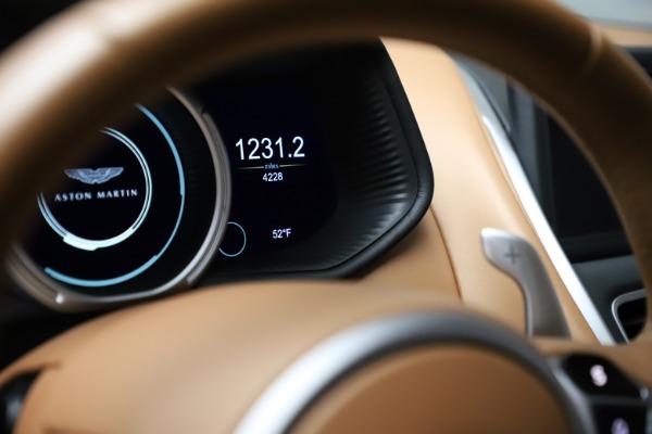 Used 2017 Aston Martin DB11 for sale $155,900 at Maserati of Westport in Westport CT 06880 25