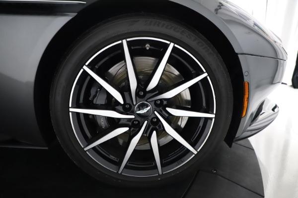 Used 2017 Aston Martin DB11 for sale $155,900 at Maserati of Westport in Westport CT 06880 26
