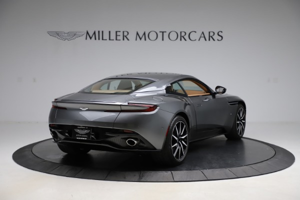Used 2017 Aston Martin DB11 for sale $155,900 at Maserati of Westport in Westport CT 06880 6
