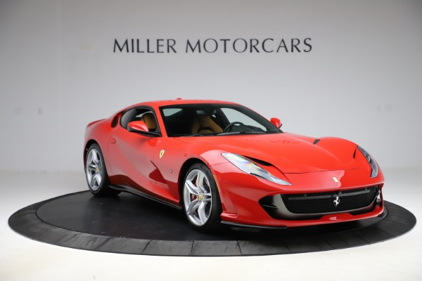 Used 2019 Ferrari 812 Superfast for sale $357,900 at Maserati of Westport in Westport CT 06880 11