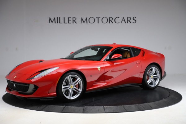 Used 2019 Ferrari 812 Superfast for sale $357,900 at Maserati of Westport in Westport CT 06880 2