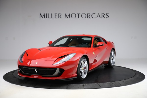 Used 2019 Ferrari 812 Superfast for sale $357,900 at Maserati of Westport in Westport CT 06880 1