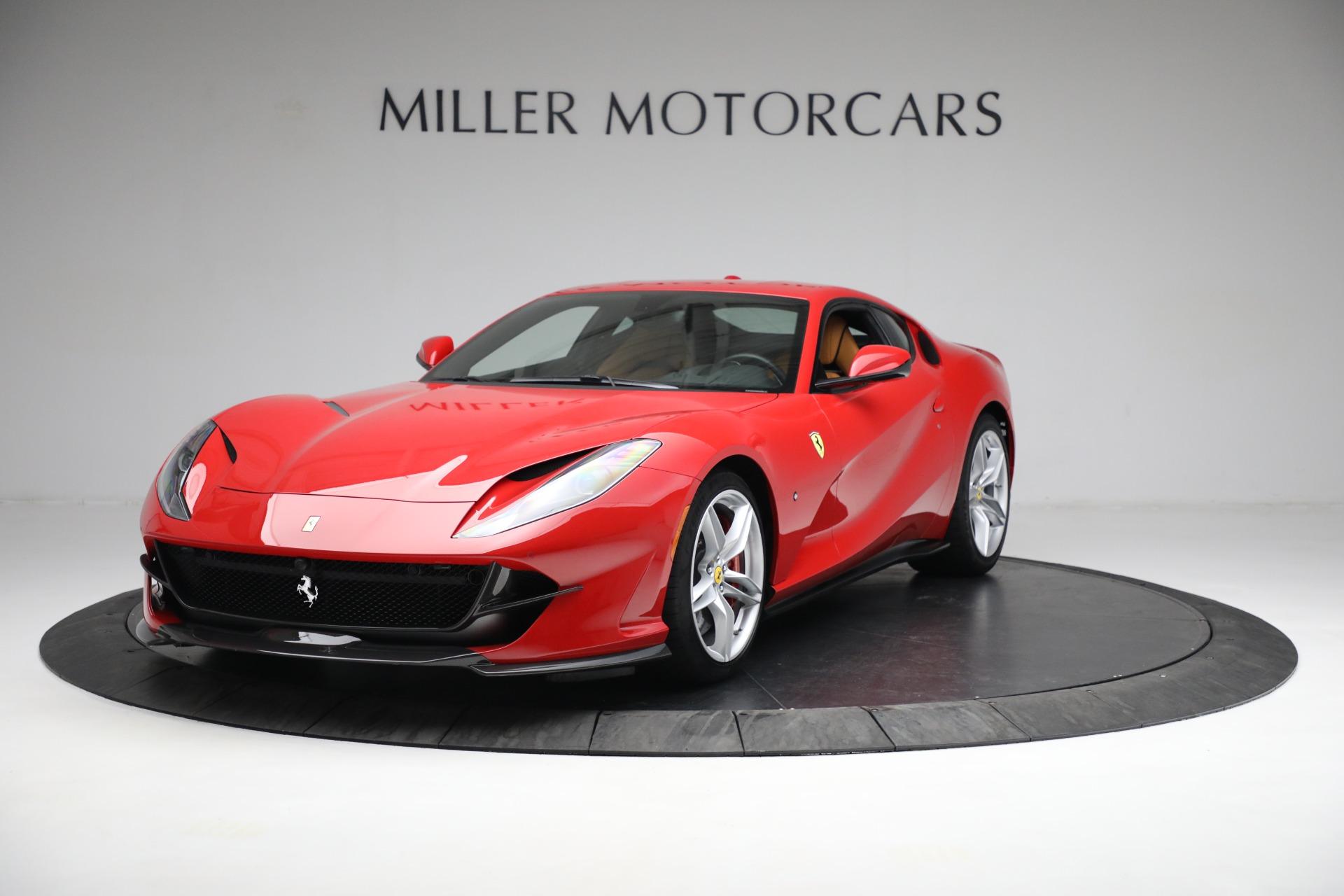 Used 2019 Ferrari 812 Superfast for sale $359,900 at Maserati of Westport in Westport CT 06880 1