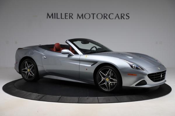 Used 2017 Ferrari California T for sale $159,900 at Maserati of Westport in Westport CT 06880 10