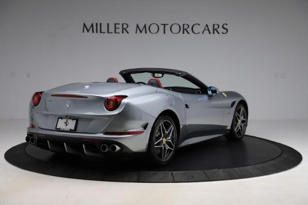 Used 2017 Ferrari California T for sale $159,900 at Maserati of Westport in Westport CT 06880 7