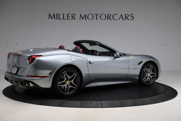 Used 2017 Ferrari California T for sale $159,900 at Maserati of Westport in Westport CT 06880 8