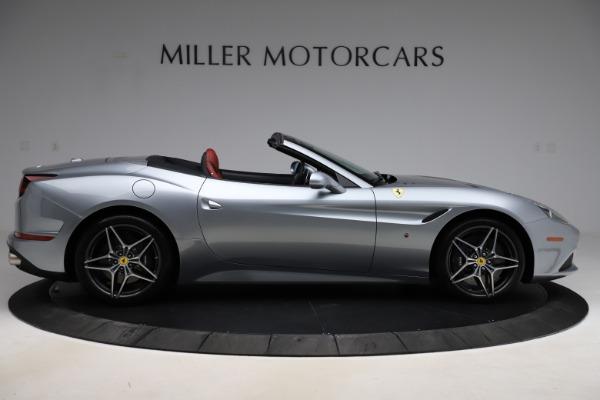 Used 2017 Ferrari California T for sale $159,900 at Maserati of Westport in Westport CT 06880 9