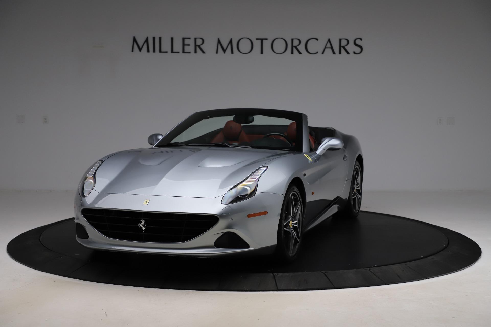 Used 2017 Ferrari California T for sale $159,900 at Maserati of Westport in Westport CT 06880 1