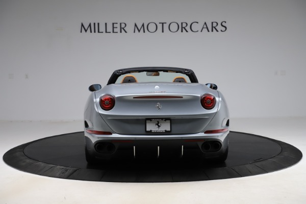 Used 2016 Ferrari California T for sale Sold at Maserati of Westport in Westport CT 06880 6