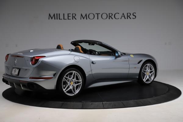 Used 2016 Ferrari California T for sale Sold at Maserati of Westport in Westport CT 06880 8