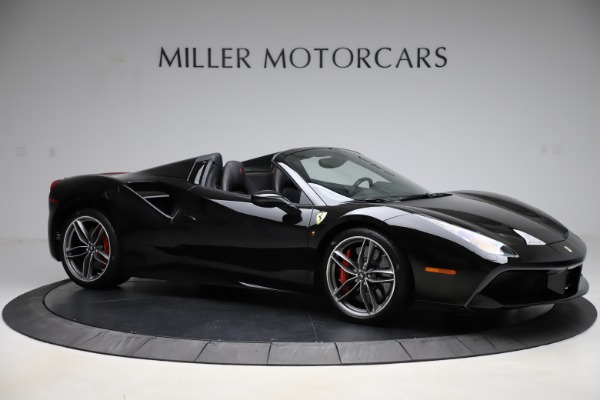 Used 2017 Ferrari 488 Spider for sale $276,900 at Maserati of Westport in Westport CT 06880 10