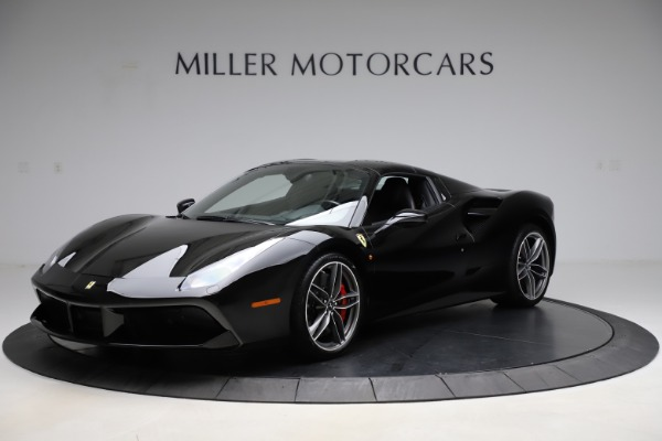 Used 2017 Ferrari 488 Spider for sale $276,900 at Maserati of Westport in Westport CT 06880 13