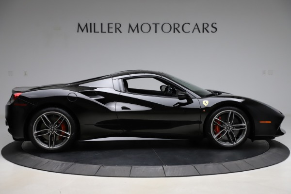 Used 2017 Ferrari 488 Spider for sale $276,900 at Maserati of Westport in Westport CT 06880 15