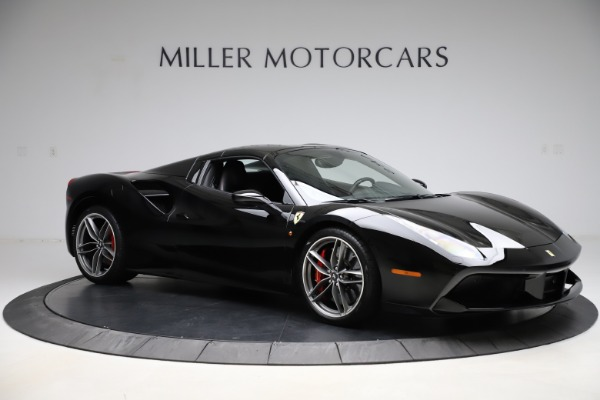 Used 2017 Ferrari 488 Spider for sale $276,900 at Maserati of Westport in Westport CT 06880 16