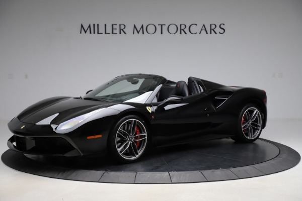 Used 2017 Ferrari 488 Spider for sale $276,900 at Maserati of Westport in Westport CT 06880 2
