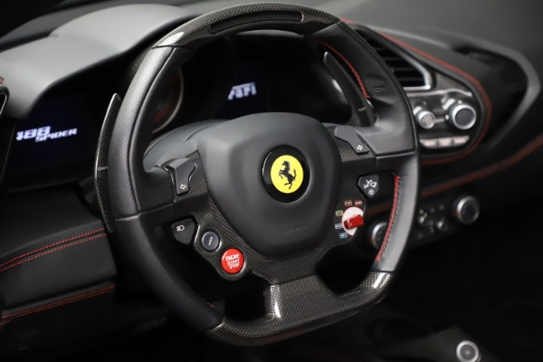 Used 2017 Ferrari 488 Spider for sale $276,900 at Maserati of Westport in Westport CT 06880 26