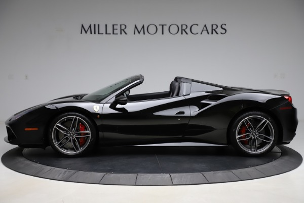 Used 2017 Ferrari 488 Spider for sale $276,900 at Maserati of Westport in Westport CT 06880 3