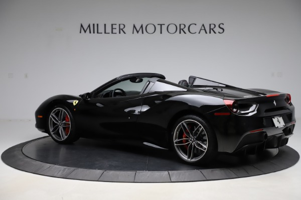 Used 2017 Ferrari 488 Spider for sale $276,900 at Maserati of Westport in Westport CT 06880 4